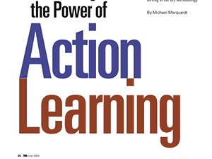Harnessing the Power of Action Learning | 2015